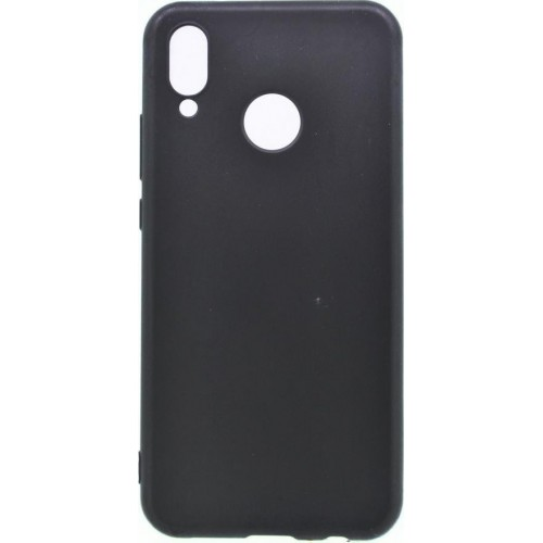 Silicone Case For Huawei P Smart 2019 Black