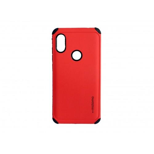 Θήκη motomo Back Cover Για Huawei P Smart 2019 / Honor 10 Lite Κόκκινο