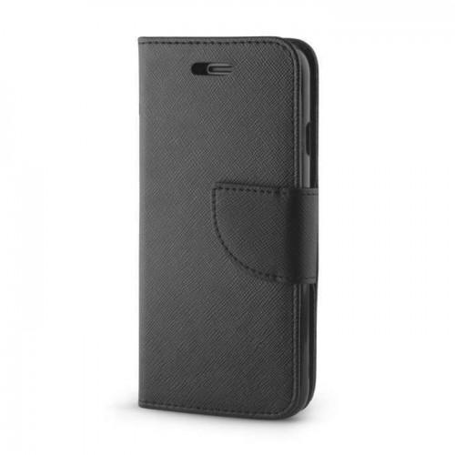 OEM Θήκη Βιβλίο Fancy Για Huawei P Smart 2020 Μαύρη
