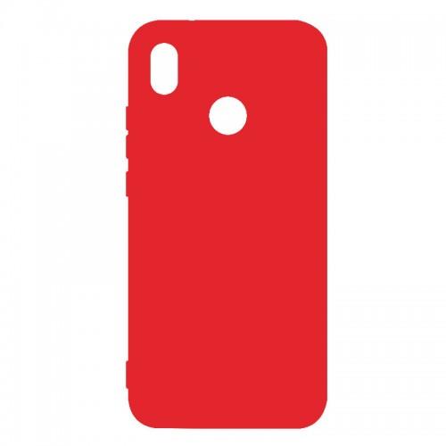 OEM Θήκη Σιλικόνης Για Huawei P20 Lite Κόκκινο