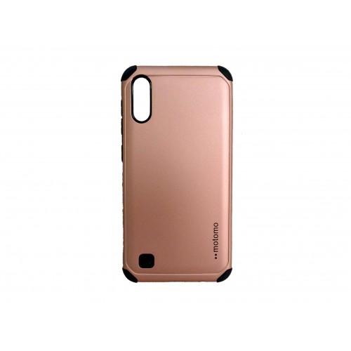 Motomo Back Cover Case For Samsung Galaxy A10 Gold