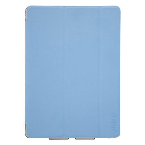 OEM Θήκη Βιβλίο - Σιλικόνη Flip Cover Για Apple iPad Mini 4 Γαλάζια