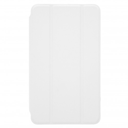 OEM Case Book - Silicone Flip Cover For Samsung Galaxy Tab S2 8.0 '' T710 / T713 / T715 / T719 White