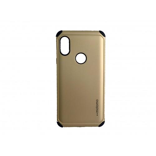 Θήκη motomo Back Cover Για Huawei P Smart 2019 / Honor 10 Lite Χρυσό