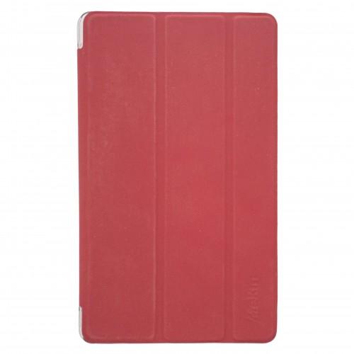 OEM Θήκη Βιβλίο - Σιλικόνη Flip Cover Για Apple iPad Mini 4 Κόκκινο