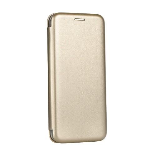 Θήκη Βιβλίο Smart Magnet Elegance Για Xiaomi MI Note 10 Lite Χρυσό