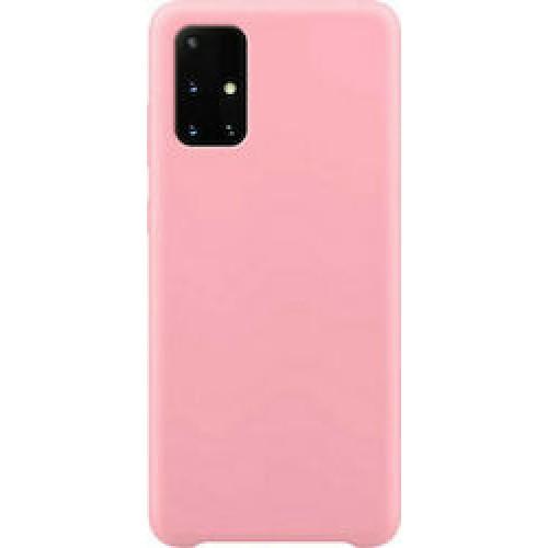 Soft Matt Case Gel TPU Cover 2.0mm Για Samsung Galaxy S21 Ultra 5G / S30 Ultra Ροζ BOX