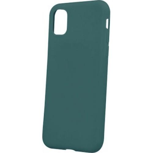 Oem Θήκη Σιλικόνης Matt Για Samsung Galaxy Note 10 Lite / A81 Πράσινη