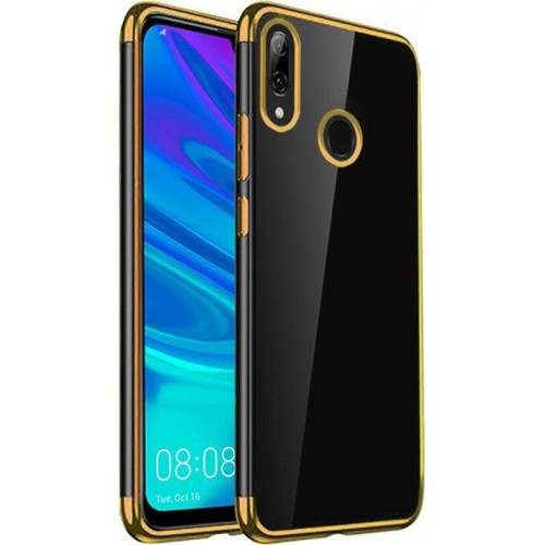 Transparent TPU case New Electro for Huawei P Smart 2019 Gold