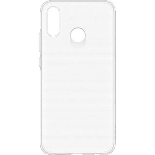 oem Θήκη Σιλικόνης Για Huawei P20 Lite Διάφανη