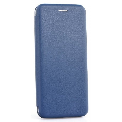Θήκη Βιβλίο Smart Magnet Elegance Για Xiaomi MI Note 10 Lite Μπλε