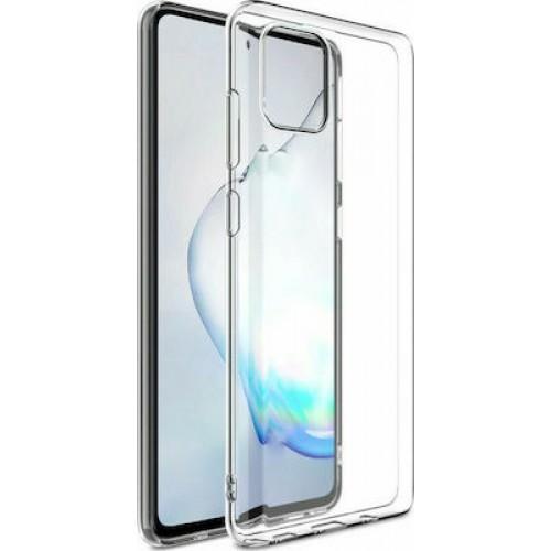 Oem Θήκη Σιλικόνης 1.5mm Για Xiaomi Mi 10T Lite Διάφανη