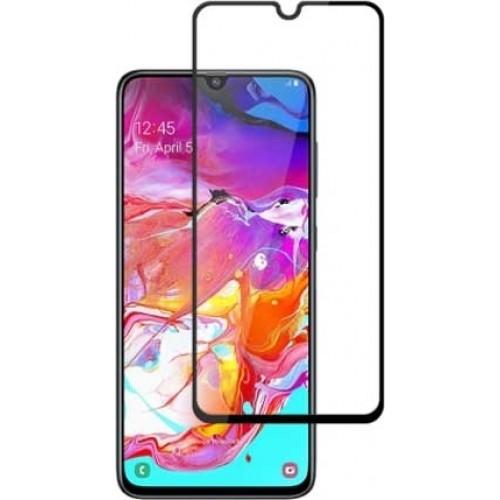 Full Face Tempered glass / Αντιχαρακτικό Γυαλί Oba Πλήρους Οθόνης 3D Για Samsung Galaxy A10s Μαύρο