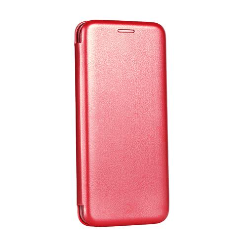 OEM Θήκη Βιβλίο Smart Magnet Elegance Για Huawei P Smart 2019 Κόκκινο