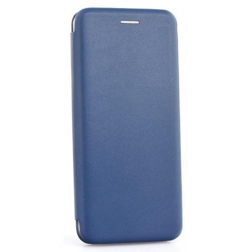Oem Θήκη Βιβλίο Smart Magnet Elegance Για Xiaomi Poco F2 / K30 Μπλε
