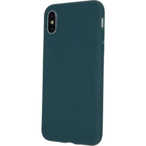 Oem Silicone Case Matt For Samsung Galaxy A10 Green