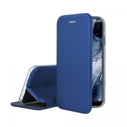 Oem Θήκη Βιβλίο Smart Magnet Elegance Για Xiaomi Mi 10T / 10T Pro Μπλε