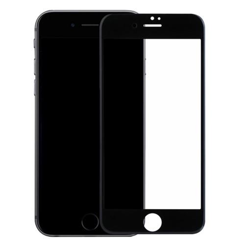 Full Face Tempered glass / Αντιχαρακτικό Γυαλί Oba Πλήρους Οθόνης 3D Για Apple Iphone 7/8 Plus Μαύρο