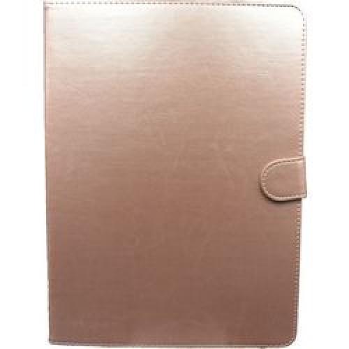 OEM Θήκη Universal Για Tablet 10'' Keyboard Χρυσή-Ροζ