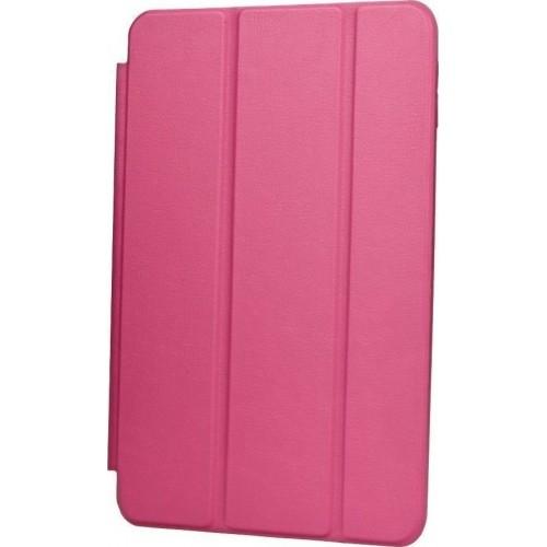 OEM Θήκη Βιβλίο - Σιλικόνη Flip Cover Για Samsung Galaxy Tab A 2016 10.1'' T580/T585 Ροζ