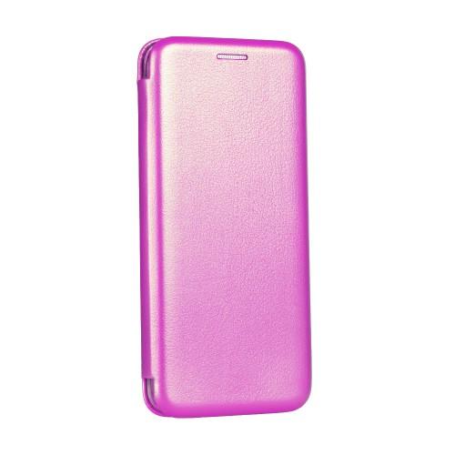OEM Θήκη Βιβλίο Smart Magnet Elegance Για Huawei P Smart 2019 Ροζ