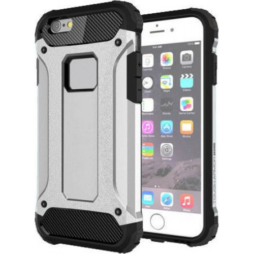 FORCELL ΘΗΚΗ ARMOR BACK COVER ΓΙΑ APPLE IPHONE 6 PLUS ΑΣΗΜΙ